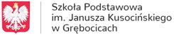 Szkoła Podstawowa im. Janusza Kusocińskiego w Grębocicach Logo