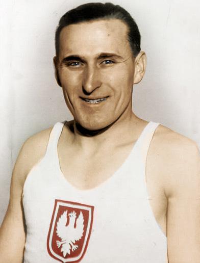 Kusociński Janusz Tadeusz