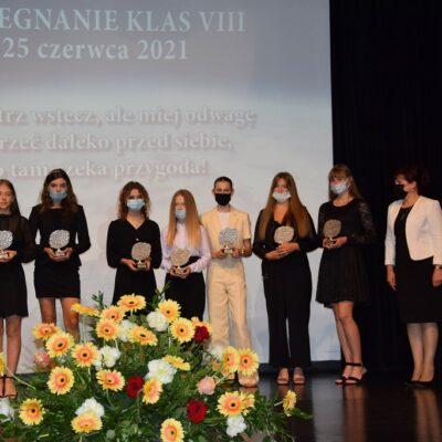 Nagrodzeni absolwenci