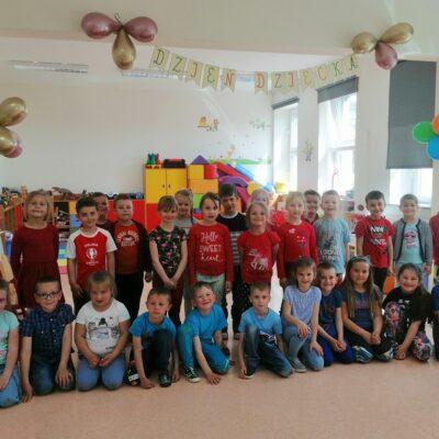 Oddziały przedszkolne podczas Dnia Dziecka