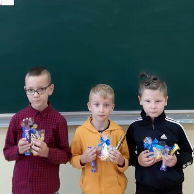 Dzień Chłopaka w klasie 1b